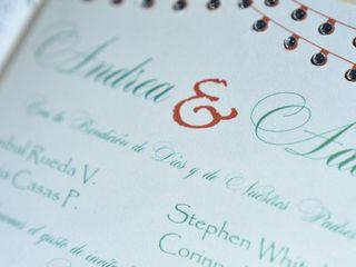 El matrimonio de Andrea y Adam 1