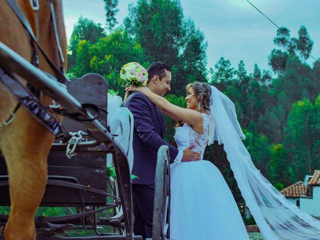 El matrimonio de Lina y Andres