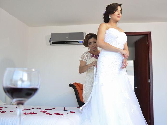 El matrimonio de Adam y Andrea en Santa Marta, Magdalena 8