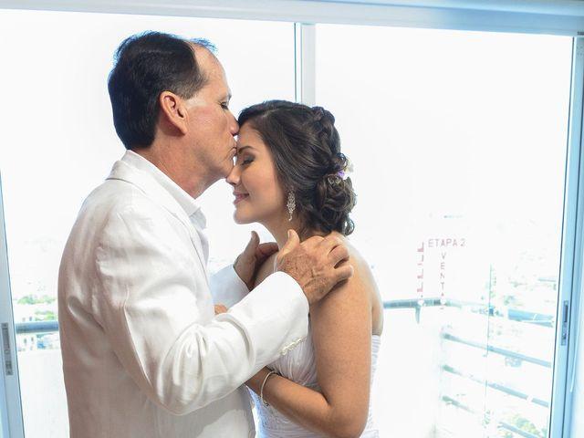 El matrimonio de Adam y Andrea en Santa Marta, Magdalena 15