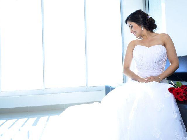El matrimonio de Adam y Andrea en Santa Marta, Magdalena 1