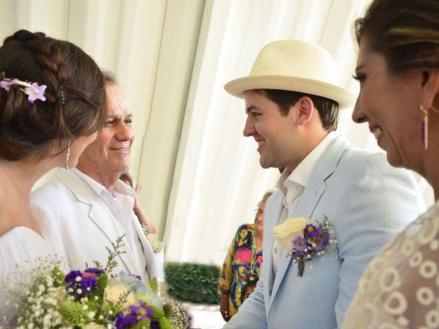 El matrimonio de Adam y Andrea en Santa Marta, Magdalena 18