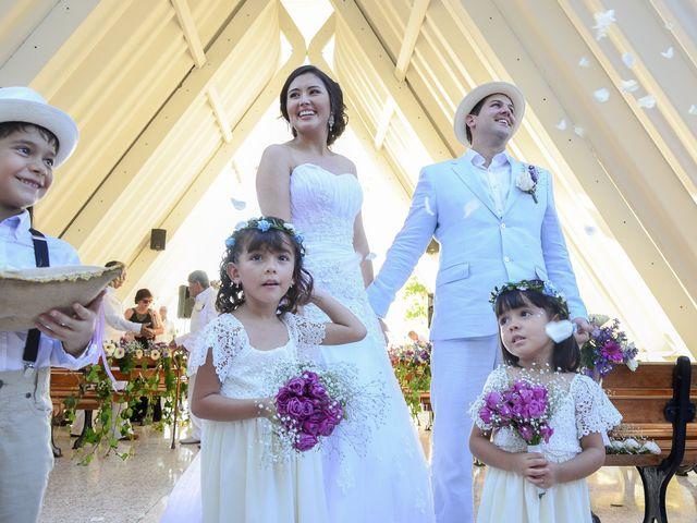 El matrimonio de Adam y Andrea en Santa Marta, Magdalena 19