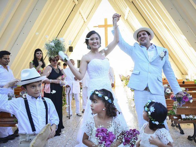 El matrimonio de Adam y Andrea en Santa Marta, Magdalena 20