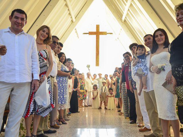 El matrimonio de Adam y Andrea en Santa Marta, Magdalena 21