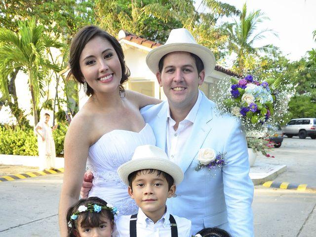 El matrimonio de Adam y Andrea en Santa Marta, Magdalena 22