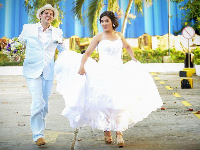 El matrimonio de Adam y Andrea en Santa Marta, Magdalena 23
