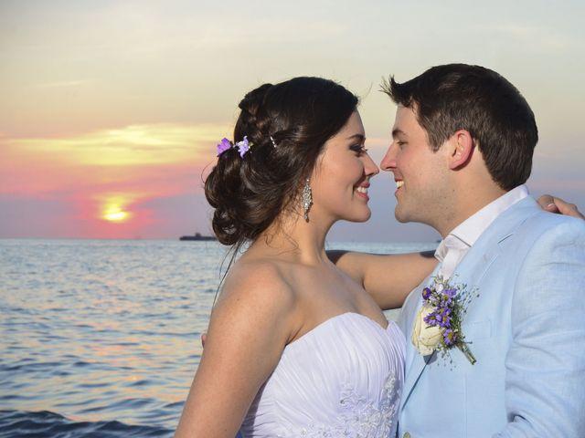El matrimonio de Adam y Andrea en Santa Marta, Magdalena 26