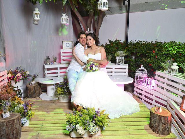 El matrimonio de Adam y Andrea en Santa Marta, Magdalena 28