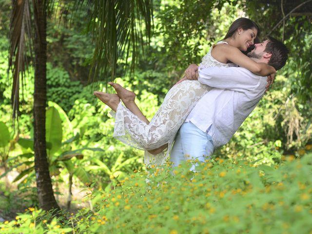 El matrimonio de Adam y Andrea en Santa Marta, Magdalena 30