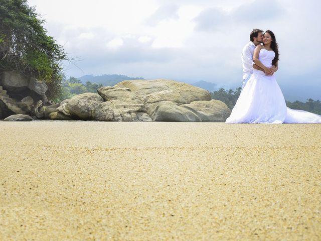 El matrimonio de Adam y Andrea en Santa Marta, Magdalena 37