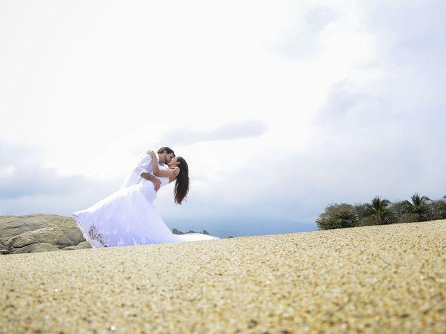 El matrimonio de Adam y Andrea en Santa Marta, Magdalena 38
