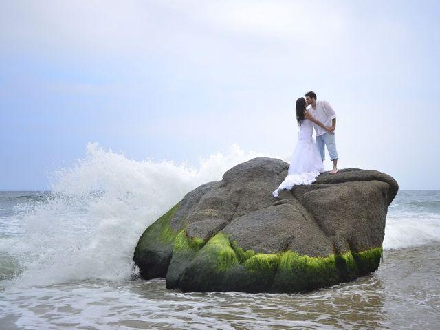 El matrimonio de Adam y Andrea en Santa Marta, Magdalena 42