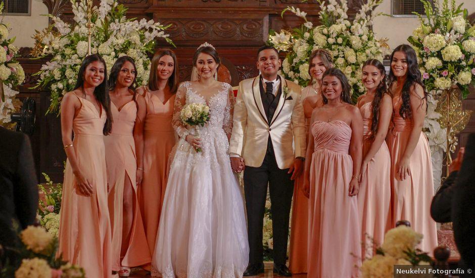 El matrimonio de Valentina y Fernando en Barranquilla, Atlántico