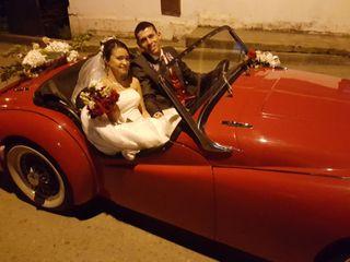 El matrimonio de Daniela y Pedro 1