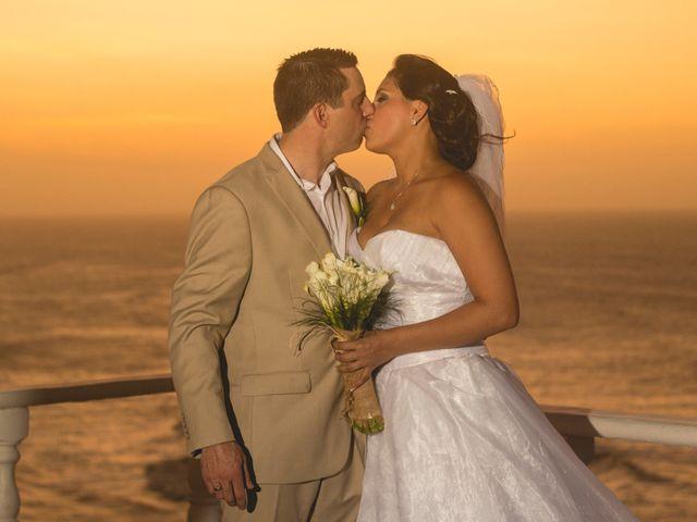 El matrimonio de Jessie y Steve