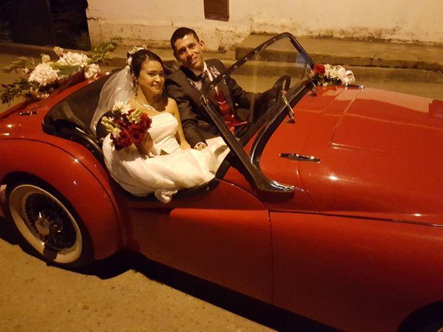 El matrimonio de Daniela y Pedro