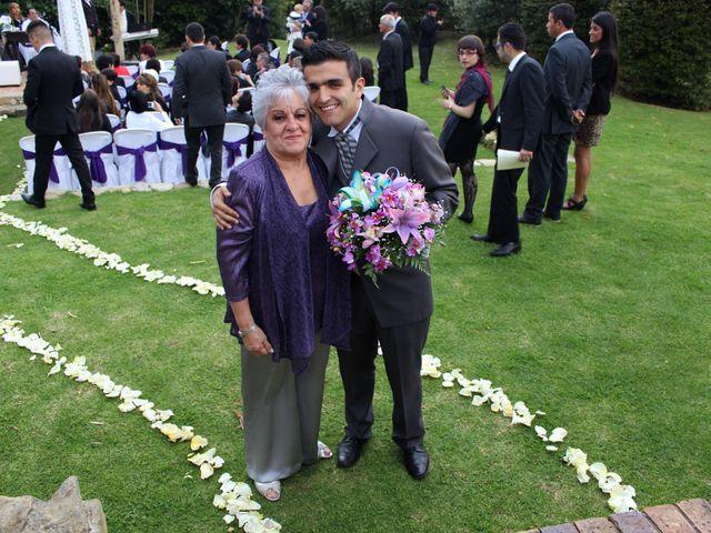 El matrimonio de Alejandro y Lila en Tabio, Cundinamarca 9