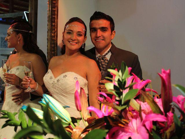 El matrimonio de Lila y Alejandro