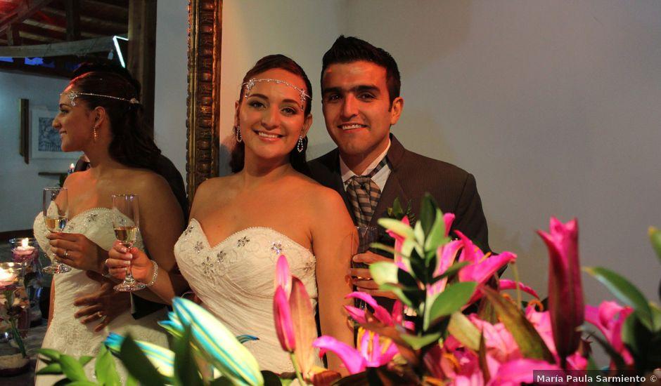 El matrimonio de Alejandro y Lila en Tabio, Cundinamarca