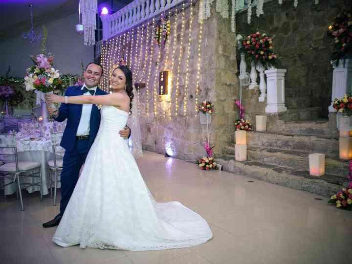 El matrimonio de Natalia y Sebastián