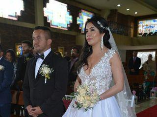 El matrimonio de Carol y David 3