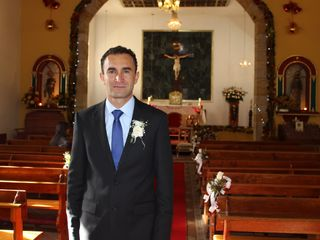 El matrimonio de Angélica y Andrés 1