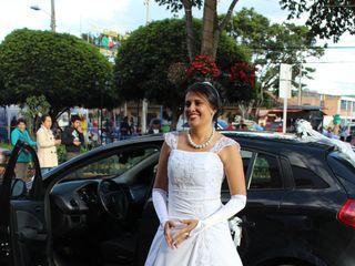 El matrimonio de Angélica y Andrés 2