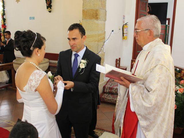 El matrimonio de Andrés y Angélica en Cota, Cundinamarca 4