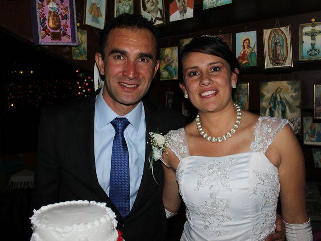 El matrimonio de Andrés y Angélica en Cota, Cundinamarca 9