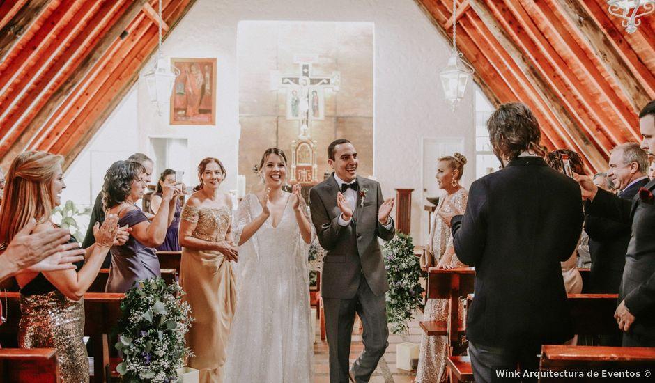 El matrimonio de Andrés y María en Medellín, Antioquia
