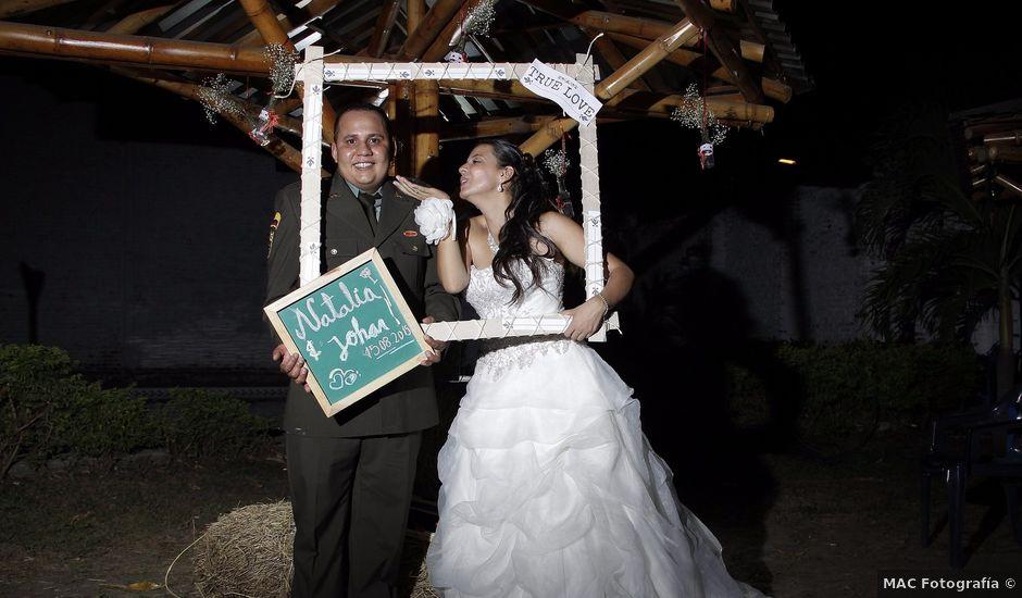 El matrimonio de Johan y Natalia en Venadillo, Tolima