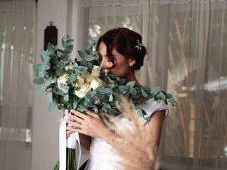 El matrimonio de Víctor y Daniela 2