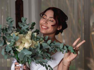 El matrimonio de Víctor y Daniela 3