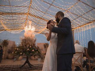 El matrimonio de Víctor y Daniela