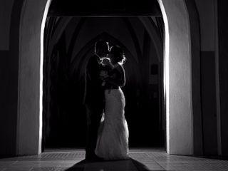 El matrimonio de Jimena y Mauricio