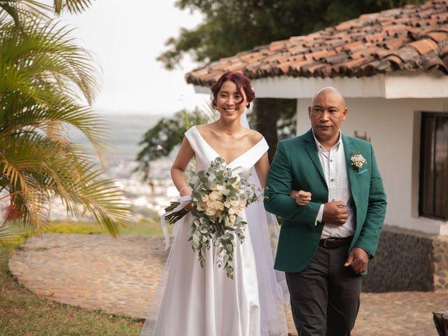 El matrimonio de Daniela y Víctor en Cali, Valle del Cauca 10