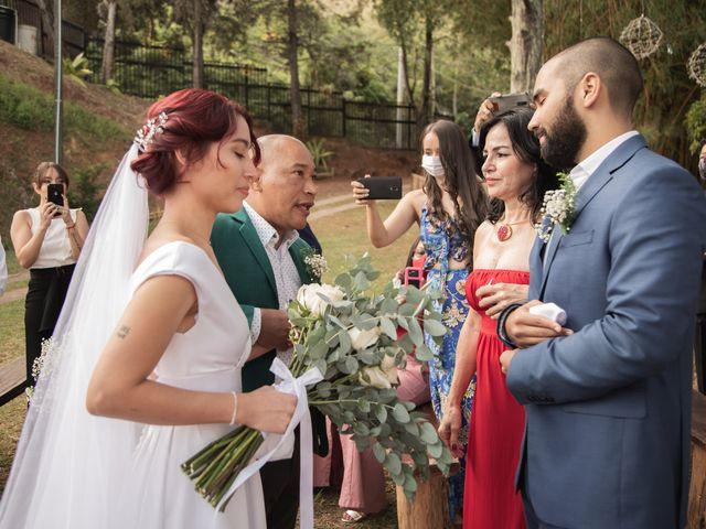 El matrimonio de Daniela y Víctor en Cali, Valle del Cauca 12
