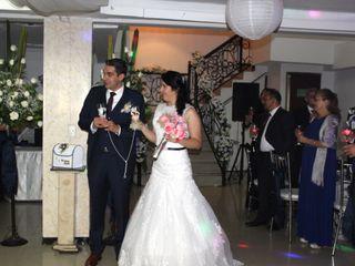 El matrimonio de Lesly y Germán