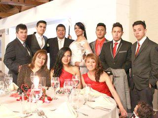 El matrimonio de Stephany  y Jean Carlos  1
