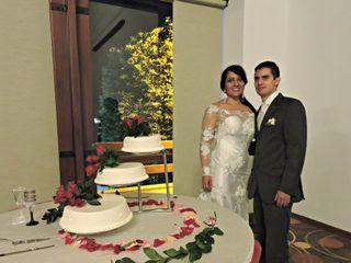 El matrimonio de Stephany  y Jean Carlos