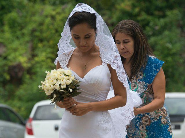 El matrimonio de Clement y Maurent en La Victoria, Amazonas 3