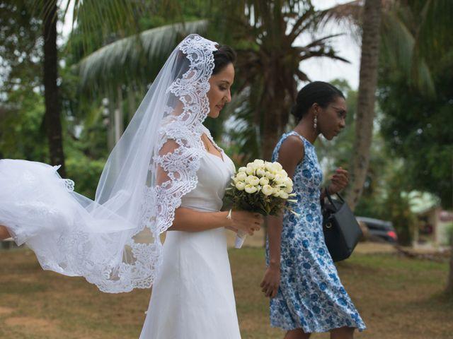 El matrimonio de Clement y Maurent en La Victoria, Amazonas 4