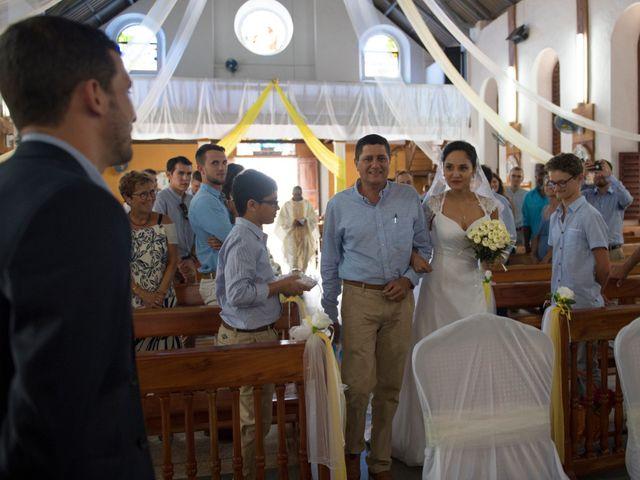 El matrimonio de Clement y Maurent en La Victoria, Amazonas 5
