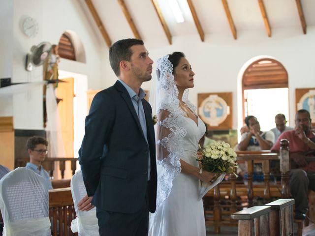 El matrimonio de Clement y Maurent en La Victoria, Amazonas 6