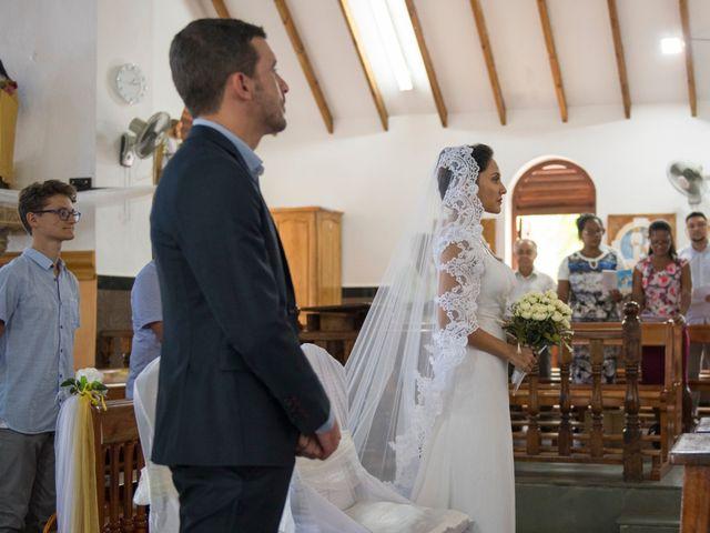 El matrimonio de Clement y Maurent en La Victoria, Amazonas 10