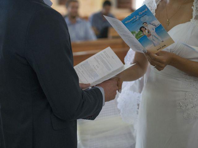 El matrimonio de Clement y Maurent en La Victoria, Amazonas 13