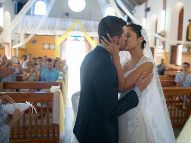 El matrimonio de Clement y Maurent en La Victoria, Amazonas 15
