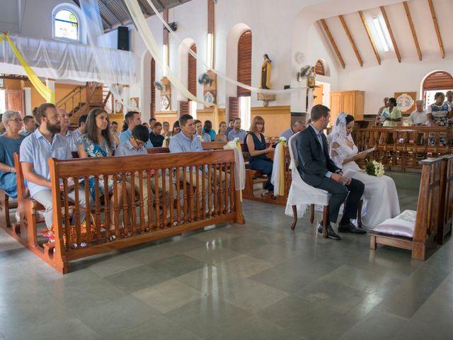 El matrimonio de Clement y Maurent en La Victoria, Amazonas 16