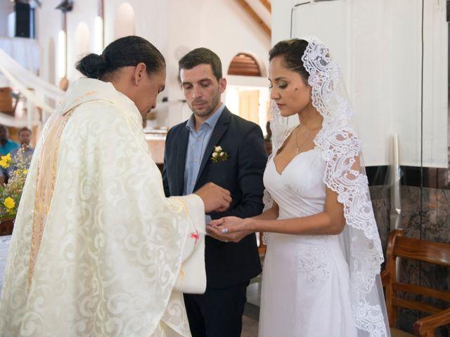 El matrimonio de Clement y Maurent en La Victoria, Amazonas 17